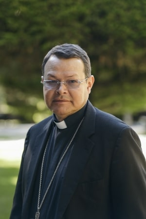 Mons. Fernando Bascopé Muller