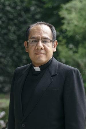 P. Jorge Machicao Villarubia