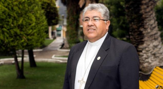 Mons. Oscar Omar Aparicio Céspedes