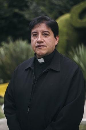 P. Armando Roberto Sejas Escalera OCD